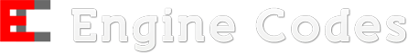 Engine Codes Logo